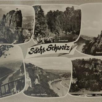 Открытка. Германия. 1960-е. (25)