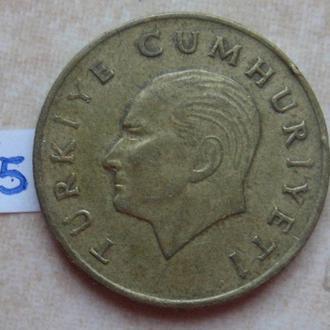 ТУРЦИЯ, 500 лир 1989 года