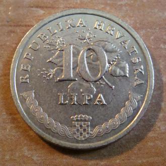Хорватия 10  липа 2011