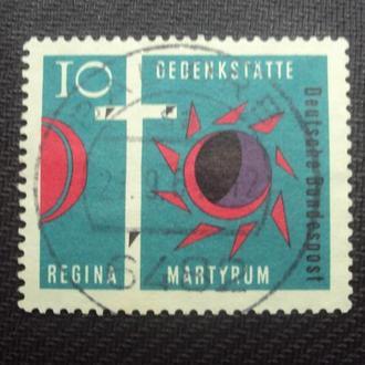 ФРГ 1963 гаш.
