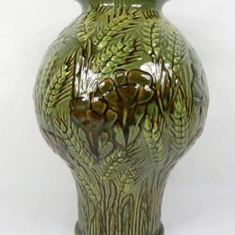 Фаянсовая ваза, ЛКСФ, высота - 37 см.