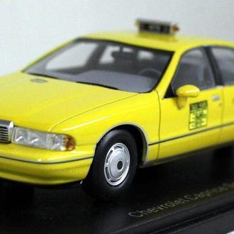 Bos Models Chevrolet Caprice Sedan Taxi (USA)1991