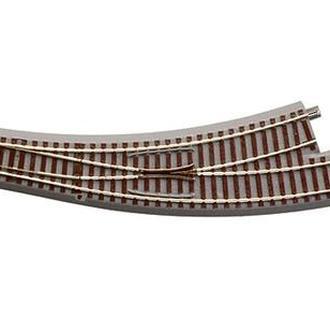 Cтрелка радиусная левая Roco Geoline 61154 / Железная дорога H0 (1:87)