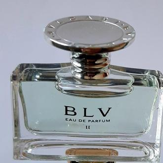 Bvlgari BLV Eau de Parfum II 5ml