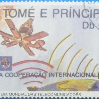 Сан Томе и Принсипи. 1989 г. Коммуникации