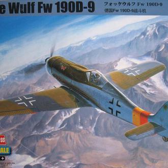 Сборная модель самолета Fw190 D9 1:48 Hobby Boss 81716
