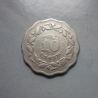 Пакистан 10 пайсов 1965