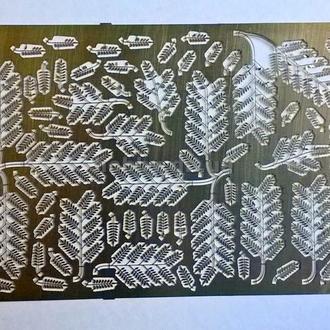 Danmodel 35531 - кусты #1, 1/32-1/35