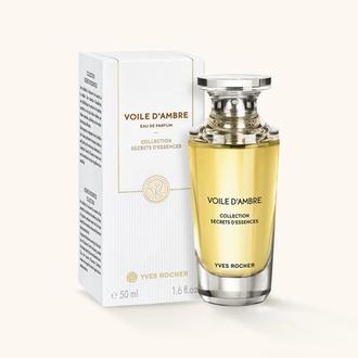 Парфюмерная вода «Амбровая Вуаль» (Voile d'Ambre) 50 мл Ив Роше