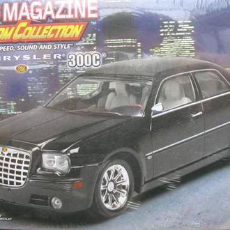 Сборная модель автомобиля Chrysler 300C  '05   Custom 1:25 АМТ 38367