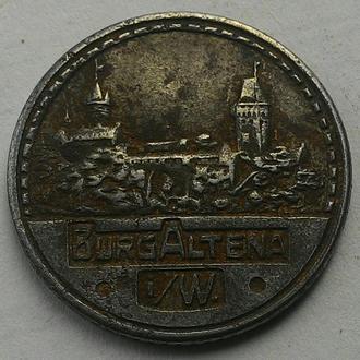 Германия 50 пфеннигов 1918 год