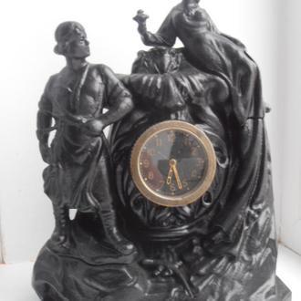 Часы Хозяйка медной горы СССР