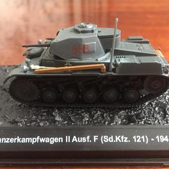 ТМ-Sd.Kfz.121 Pz.Kpfw.II AUSF F