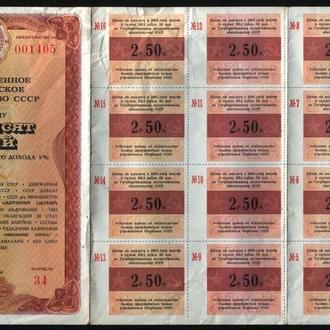 ценные бумаги времен СССР