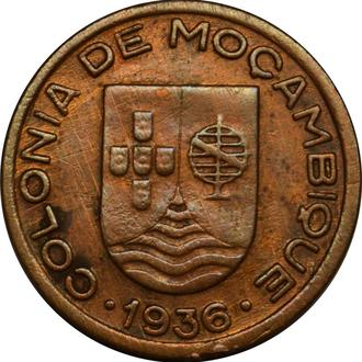 Португальський Мозамбік 10 Centavos 1936  B276