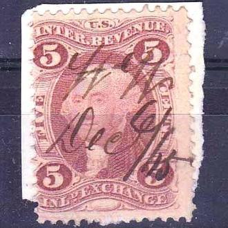 USA / США  --  1883 г -