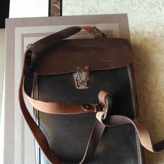 Полевая офицерская сумка советского периода (76г)