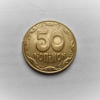 Оригинал.Украина 50 копеек 2008 года.