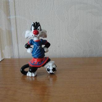 Луни Тюнз Олимпиада,Looney Tunes Olympia,Merendero,Сильвестр(2004)