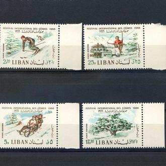 Ливан 1966 MNH