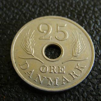 25 эре Дания 1972
