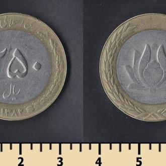 Иран 250 риалов 2003