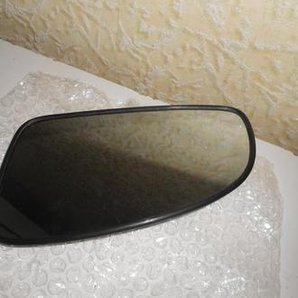 Стекло зеркало з подогревом шевролет Авео левое