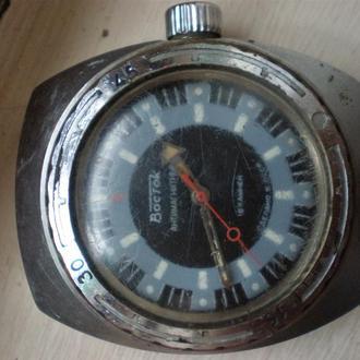 часы Восток амфибия идут 0904