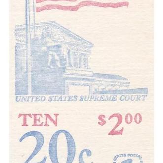 БУКЛЕТ США = 2,00 $ = ПРАПОР