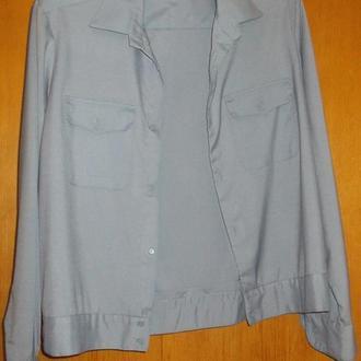 Рубашка советской милиции и МПС СССР.