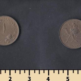Судан 1 миллим 1960