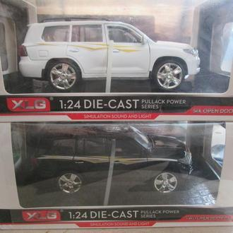 TOYOTA LAND CRUISER 200  1:24