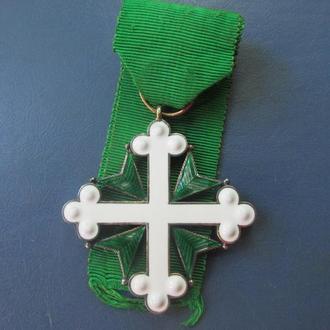 Орден святых Маврикия и Лазаря. Королевство Италия.