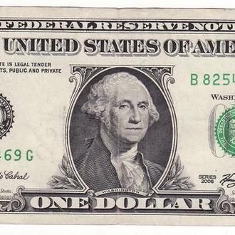 1 доллар США 2006, Нью-Йорк B