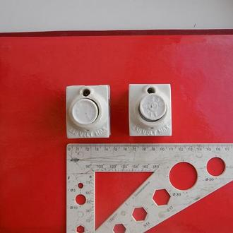 Пробка предохранитель керамика старинная Польша или Австрия 5 Ампер 250 Вольт
