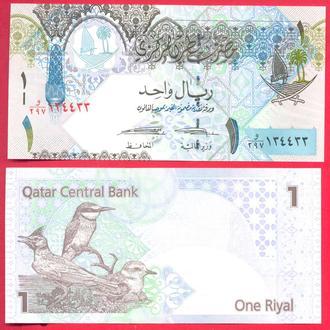 Боны Азия Катар 1 реал 2008 г.