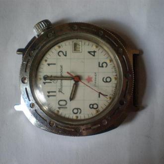 часы Восток командирские рабочий баланс СССР 22102