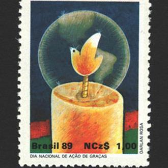 Бразилия - юбилей 1989 - Michel Nr. 2334 **