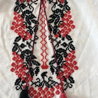 вишита сорочка жіноча женская (ручна вишивка) (№719)
