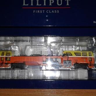 Путевая машина ВПР-1200 Liliput H0 цифровая