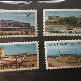 Гвинея 1965 MNH