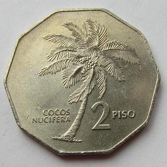 Филиппины 2 писо 1990 (KM#244)