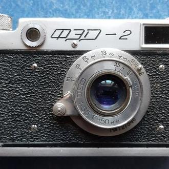 фотоаппарат ФЭД 2 з-д Дзержинского