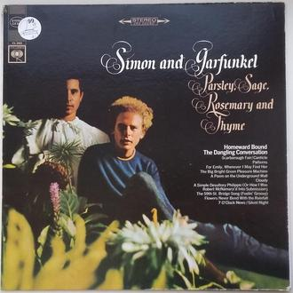 SIMON AND GARFUNKEL  Parsley, Sage, Rosemary And Thyme  LP  VG /EX
