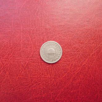 Венгрия 10 филлеров 1892 Редкая
