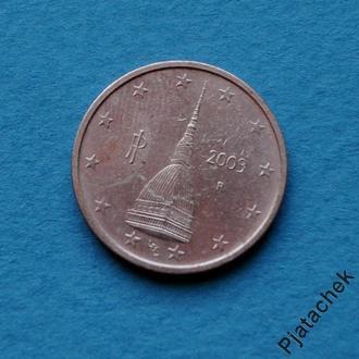 Италия 2 цента 2009 2 евроцента