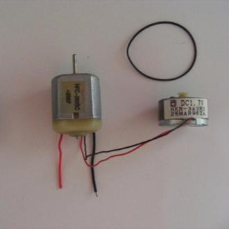 Электродвигатели для моделей и не только