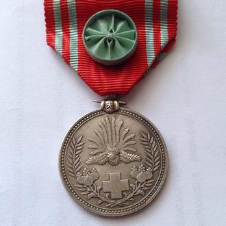 Красный Крест Особый член.Серебро