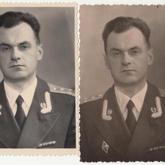 Офицер МВД. 2 фото.