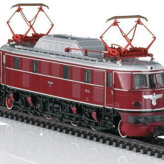 Немецкий электровоз BR E19.1 TRIX для ж.д. PIKO